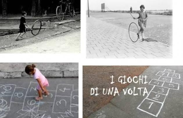 Agostino Melega (Cremona) : ' I giochi  di una volta '