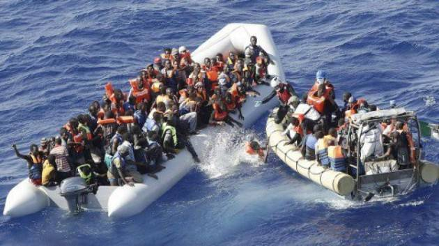 Pianeta Migranti. Ong a testa alta.