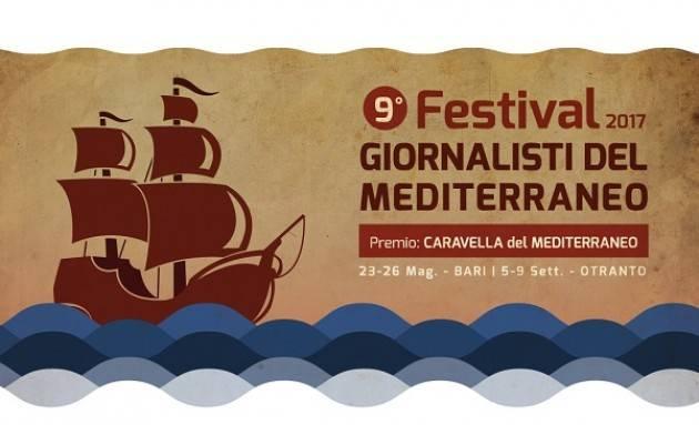 Reportage Al via la 9° edizione del Festival Giornalisti del Mediterraneo