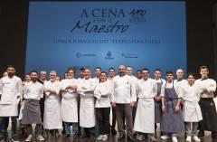 Monteverdiane Cremona   Un successo  'A cena con il Maestro' al Teatro Ponchielli