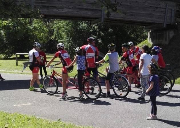 Agropolis DiVersamente Uguali 2017 Ciclismo organizzato dal Panathlon Cremona