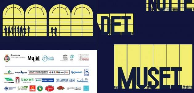 Cremona Conto alla rovescia per la Notte Europea dei Musei