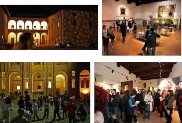 Piacenza Notte dei Musei, le iniziative di sabato 20 e domenica 21 maggio