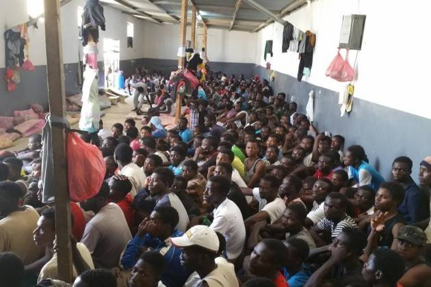 Pianeta migranti. La Corte Penale Internazionale sulle violenze contro i migranti in Libia.