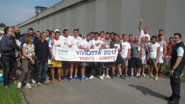 Uisp Cremona  ' IL VIVICITTA' – PORTE APERTE' nella Casa Circondariale