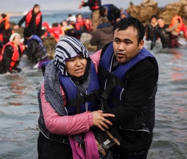 Pianeta migranti. Giornalisti per i rifugiati.