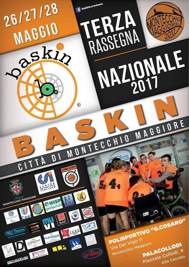 3° Campionato nazionale di Baskin a Montecchio Maggiore