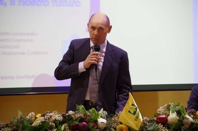 Voltini, Coldiretti Cremona:  'In campagna urgente individuare una valida alternativa ai voucher'