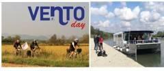 Mercoledì 7 giugno 2017  tappa  a Cremona della quinta Edizione di VENTO Bici Tour 2017