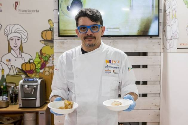East Lombardy al Giro d'Italia: domani protagonista lo chef cremonese Paco Magri