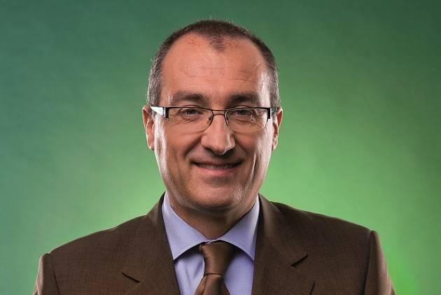 Fabrizio Scuri eletto  Presidente di Centropadane. Ringrazia i soci ed annuncia incontri a partire da Cremona