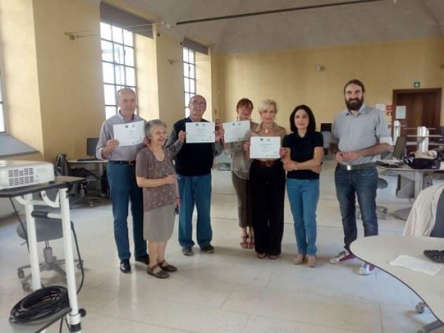 Piacenza conseguito il diploma del corso di 2° livello di