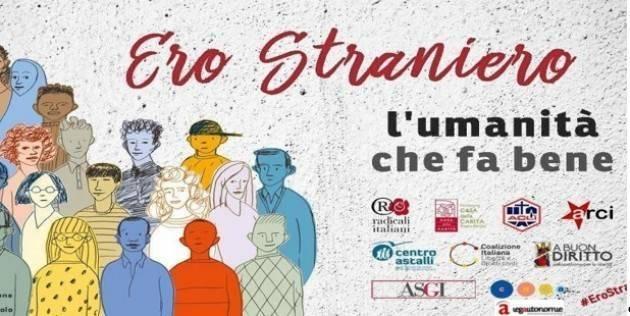 (Video) ERO STRANIERO –Parte anche a Cremona la raccolta firme