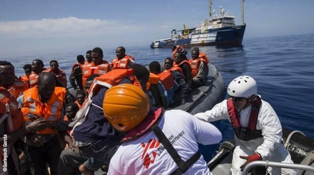 Pianeta Migranti. G7 e flussi migratori.