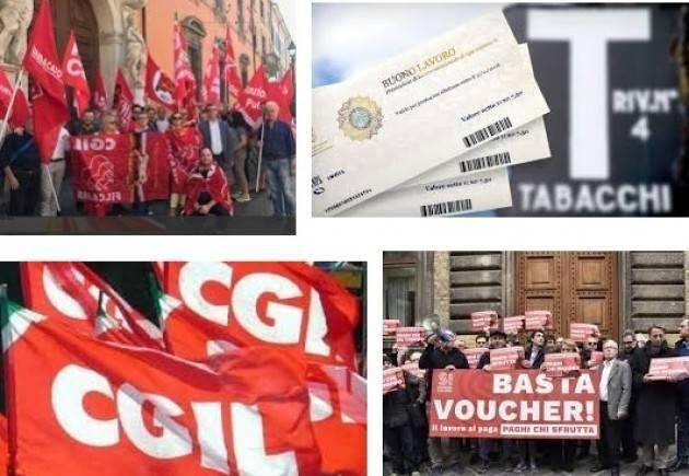 La Fiom-Cgil di Cremona contro la 'resurrezione' dei voucher