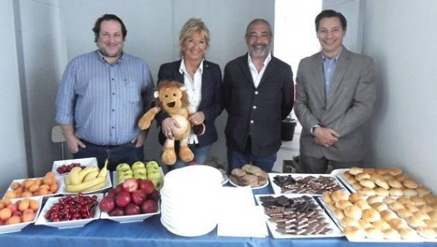 ASST La Merenda con il Leone : La buona alimentazione per bambini con diabete, e non solo.