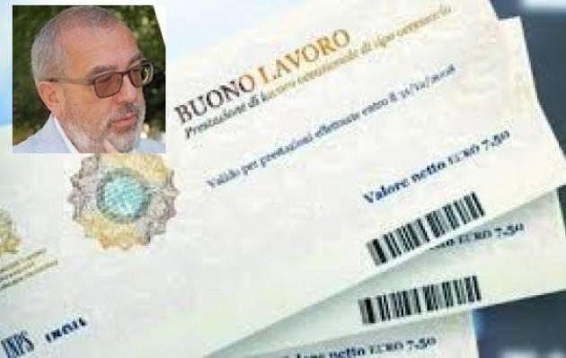 Franco Bordo (Democratici e Progressisti): 'Sui voucher si consuma un grave strappo'