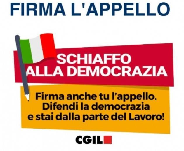 Cgil La campagna 'Nuovi voucher', nuova mobilitazione Firma l'appello e vieni a Roma il 17 giugno