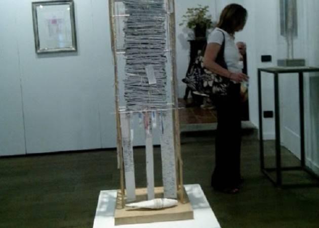 Cremona Fabrizio Merisi in mostra fino all'11 giugno con 'Pesci feriti e fasciati e corredi augurali'