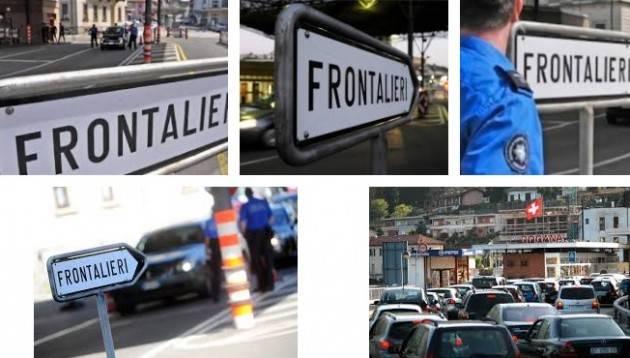 Prestazioni previdenziali percepite Frontalieri italiani in Svizzera