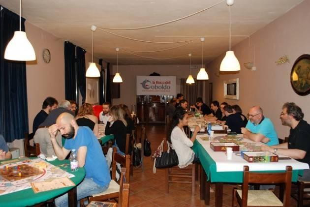 Nasce l' Associazione ludica cremonese 'La Buca del Coboldo'