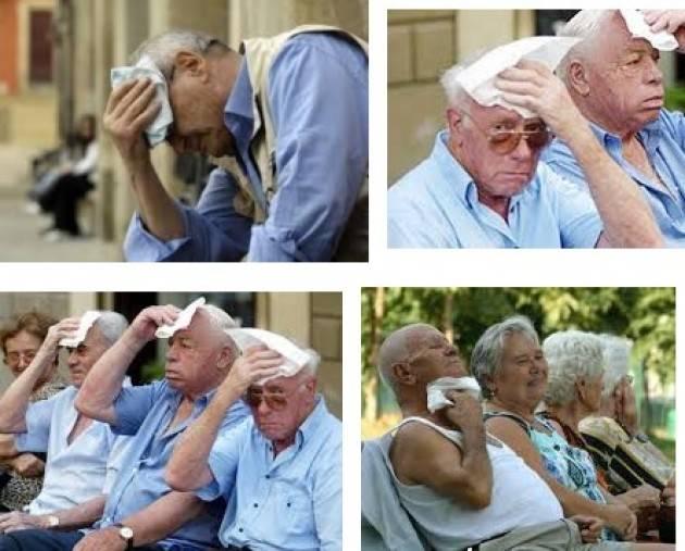 Milano Caldo da Lunedì 5 giugno NUMERO VERDE GRATUITO 800.777.888 per assistenza anziani