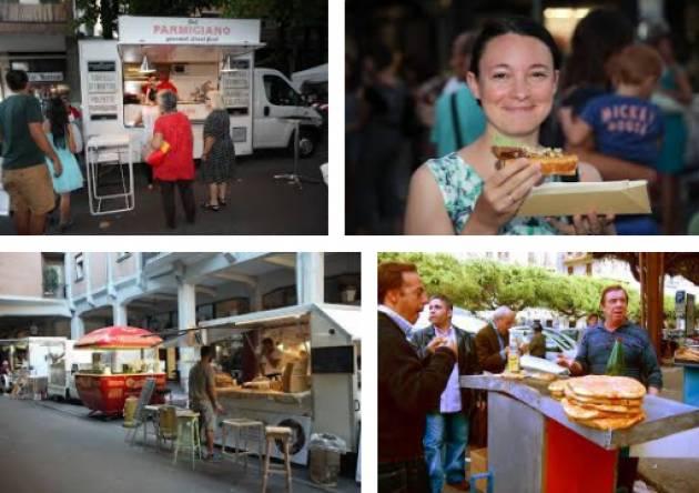 Soresina Lo Street Food  ha ravvivato la nostra città di Lorenzo Urbini (Soresina)