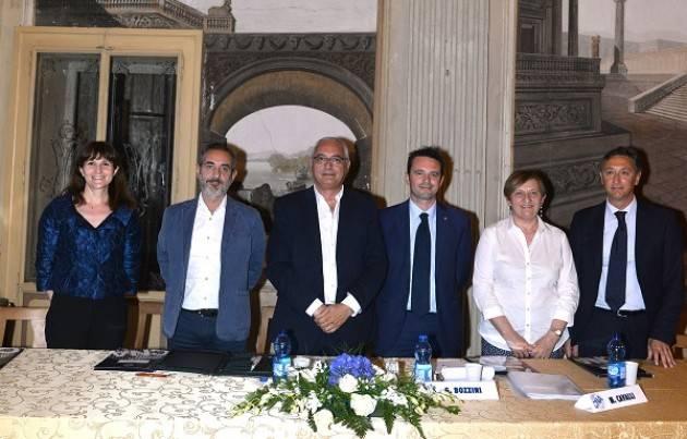 Giovanni Bozzini confermato Presidente di CNA Cremona