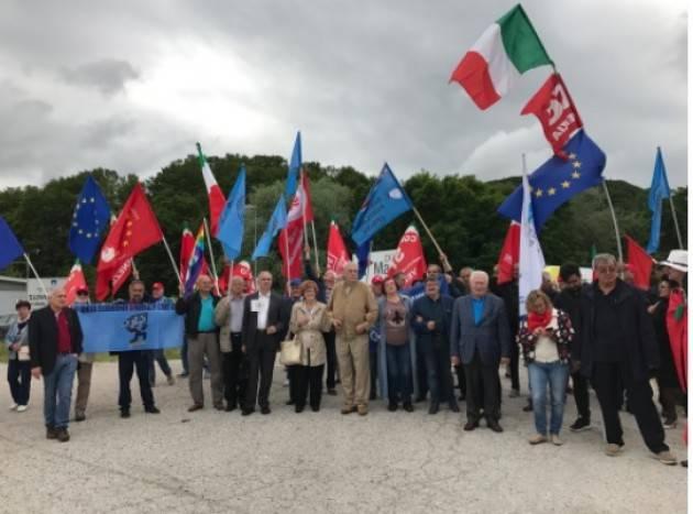 Migranti I sindacati dei pensionati: Basta muri in Europa