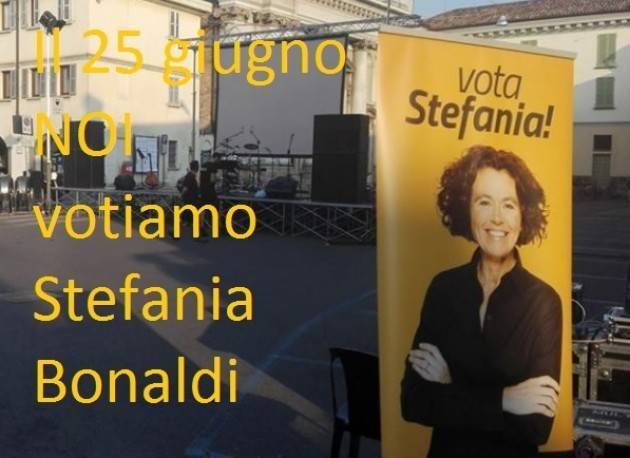 Maurizio Martina in visita a Crema sostiene Stefania Bonaldi Sindaco