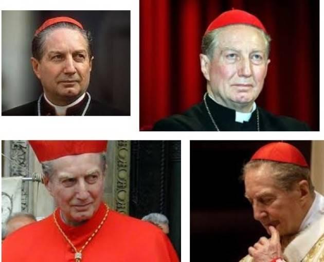 AccaddeOggi  #13giugno 1984  Sul Cardinal Carlo Maria Martini  di VINCENZO ANDRAOUS (Pavia)