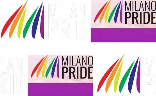 Parata del 24 giugno Il MILANO PRIDE 2017 avrà il patrocinio del Comune di Milano