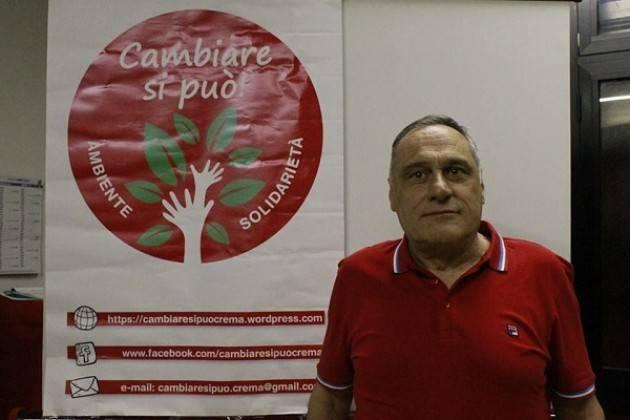 Crema Io voto la Bonaldi di Piergiuseppe Bettenzoli ( Rifondazione Comunista)