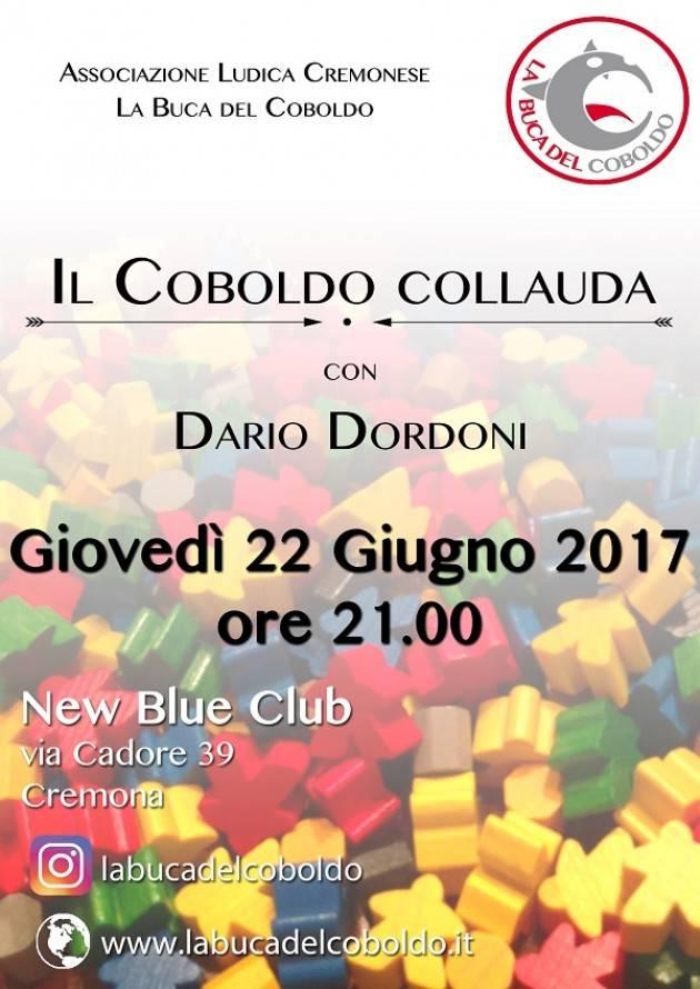 A Cremona La Buca del Coboldo - evento: Il Coboldo Collauda