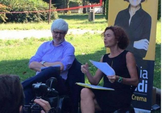 (Video) Anche Beppe Severgnini si fida di Stefania Bonaldi ed il 25 giugno la voterà  #diStefaniamifido