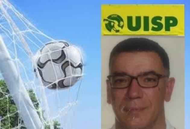 Massimo Zava, arbitro nazionale Uisp