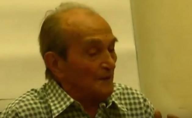 (Video) Cremona Aurelio Magni, partigiano  Ecco come sono stato salvato da don Primo Mazzolari