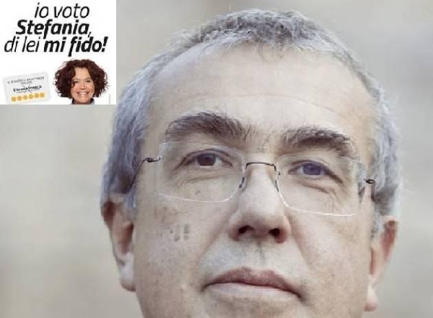 Crema Di Zucchi non mi fido Per questo voto Stefania di Franco Bordo