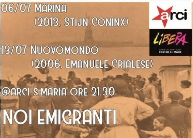 Anche a Crema raccolta di firme 'Ero Straniero' L'evento  del 13 luglio: Nuovomondo