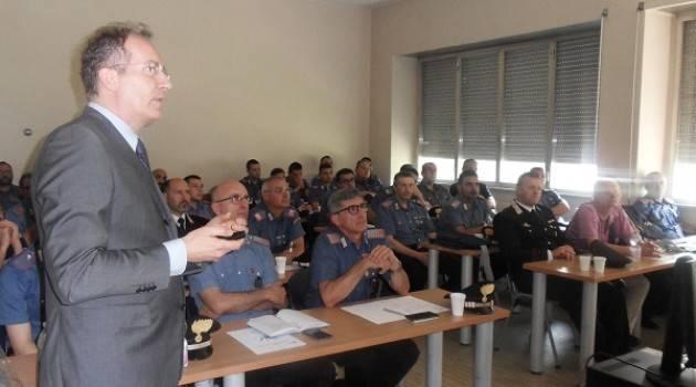 Carabinieri a 'scuola' di salute all'ASST di Cremona