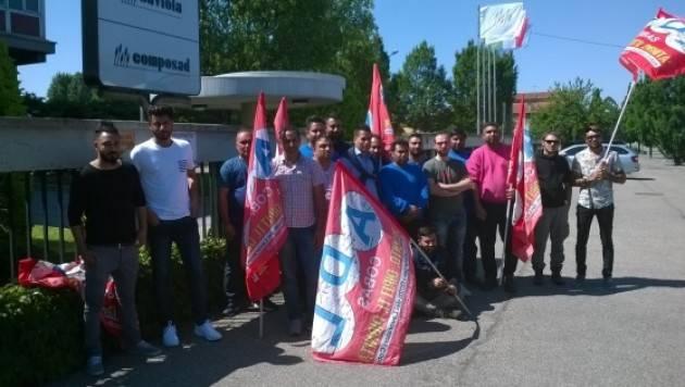 Composad di Viadana, Bordo (Democratici e Progressisti):'Garantire l'incolumità dei lavoratori in protesta'