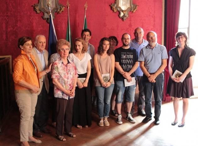 Omaggio alla storia cremonese con il Premio  'Enrica Sovena Tansini'