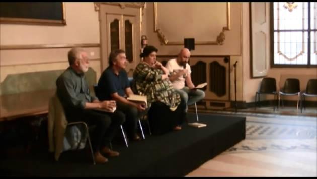 (Video) PAF Cremona Presentato oggi il libro di Barbara Caffi 'Villa Merli il dossier ritrovato'