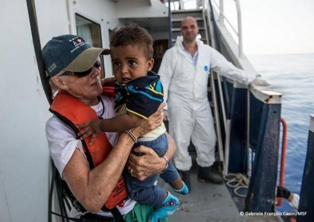Pianeta migranti. Taxi o ospedali del mare?