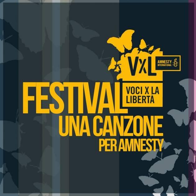 Amnesty 'Voci per la Libertà' 20-23 luglio 2017 a ROSOLINA MARE (RO)