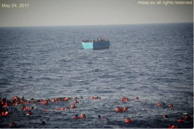 Pianeta Migranti. Limitare le Ong per fermare gli sbarchi