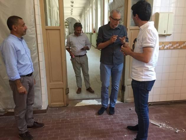 Cremona Niente più barriere architettoniche alla Scuola Trento e Trieste