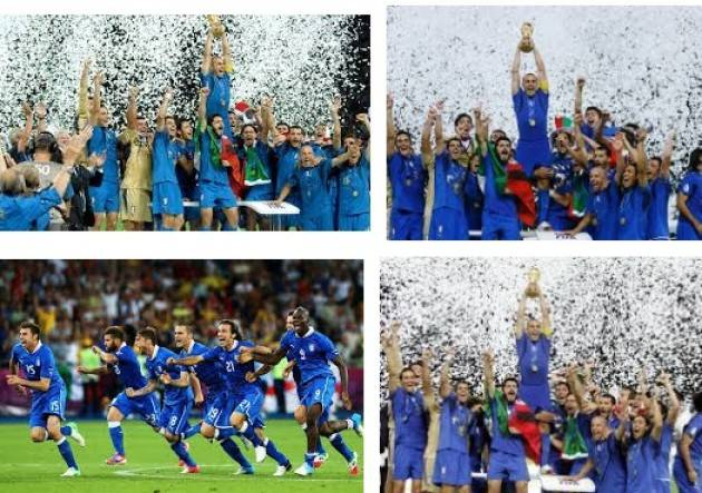 AccaddeOggi  #9luglio 2006 – A Berlino l'Italia batte la Francia per 6-4 dopo i calci di rigore