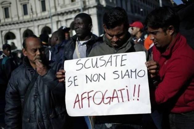 Immigrazione. Sul 'cambio di passo' di Matteo …. Renzi  : aiutiamoli a casa loro' di Gian Carlo Storti