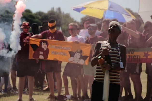 Uisp Mondiali Antirazzisti a Castelfranco Emilia (Modena) : qualsiasi  luogo è a casa mia